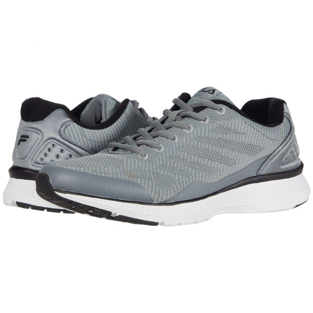 フィラ Fila メンズ ランニング・ウォーキング シューズ・靴【Memory Startup】Grey/Black