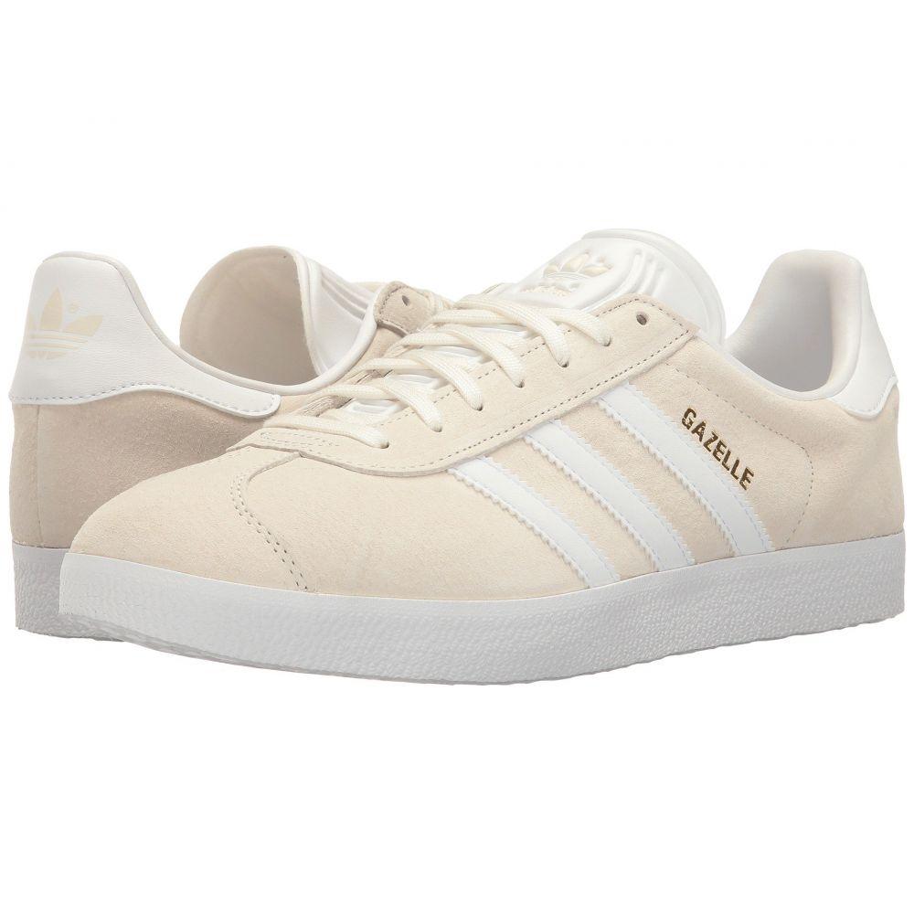 アディダス adidas Originals レディース スニーカー シューズ・靴【Gazelle】Off-White/White/Gold