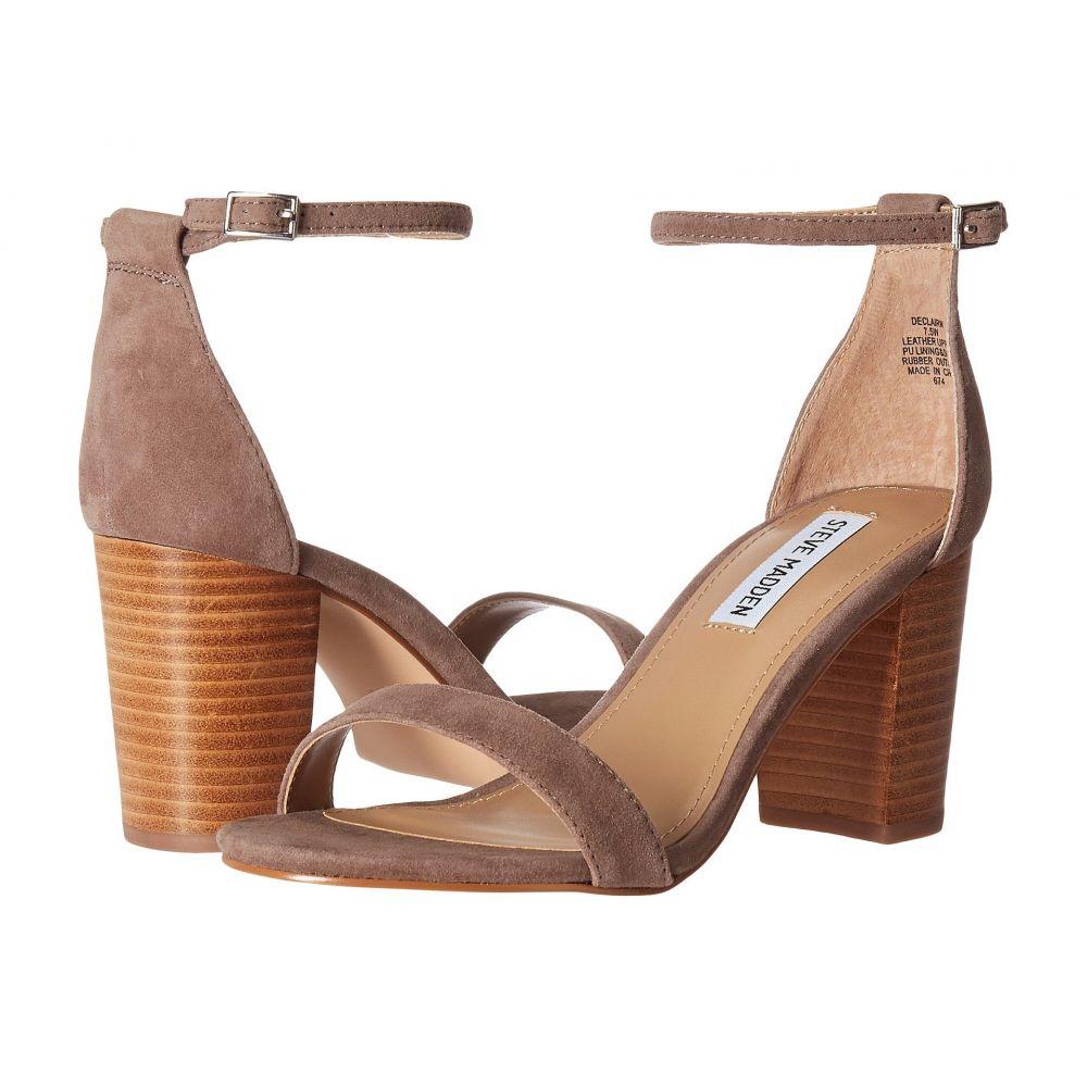 スティーブ マデン Steve Madden レディース サンダル・ミュール シューズ・靴【Exclusive - Declair Block Heeled Sandal】Grey Multi