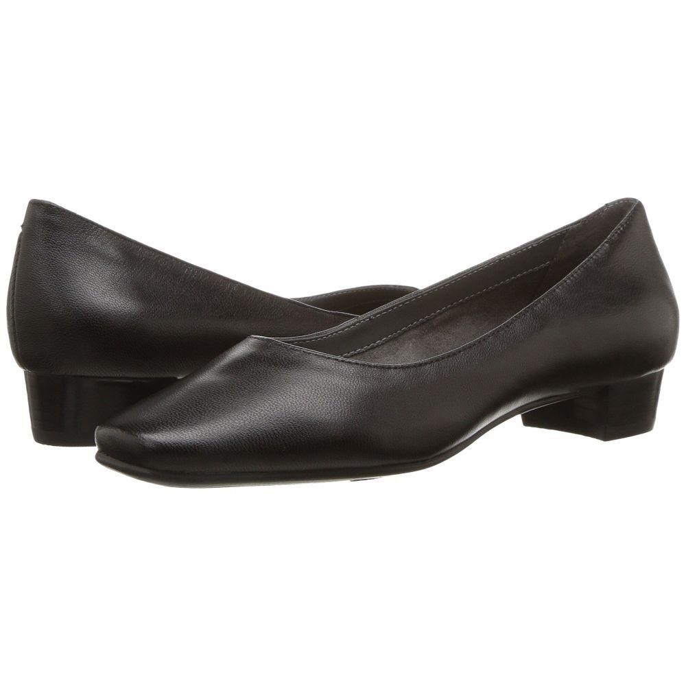 エアロソールズ Aerosoles レディース パンプス シューズ・靴【Subway】Black Leather