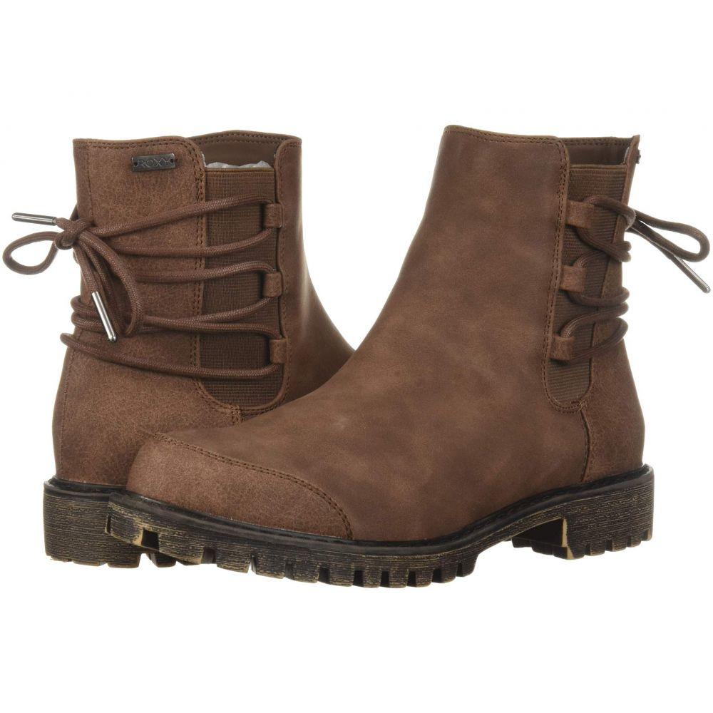 ロキシー Roxy レディース ブーツ シューズ・靴【Kearney】Chocolate