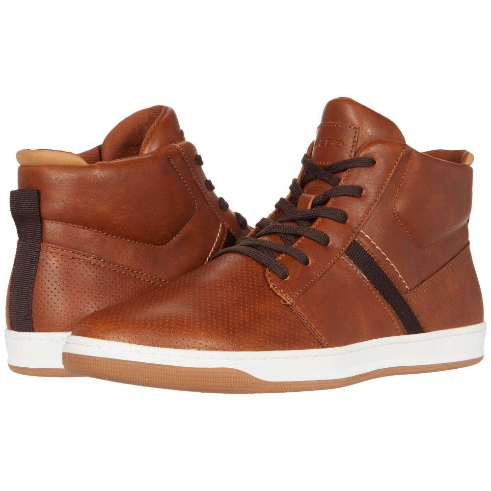 アルド ALDO メンズ スニーカー シューズ・靴【Bruyeres】Cognac