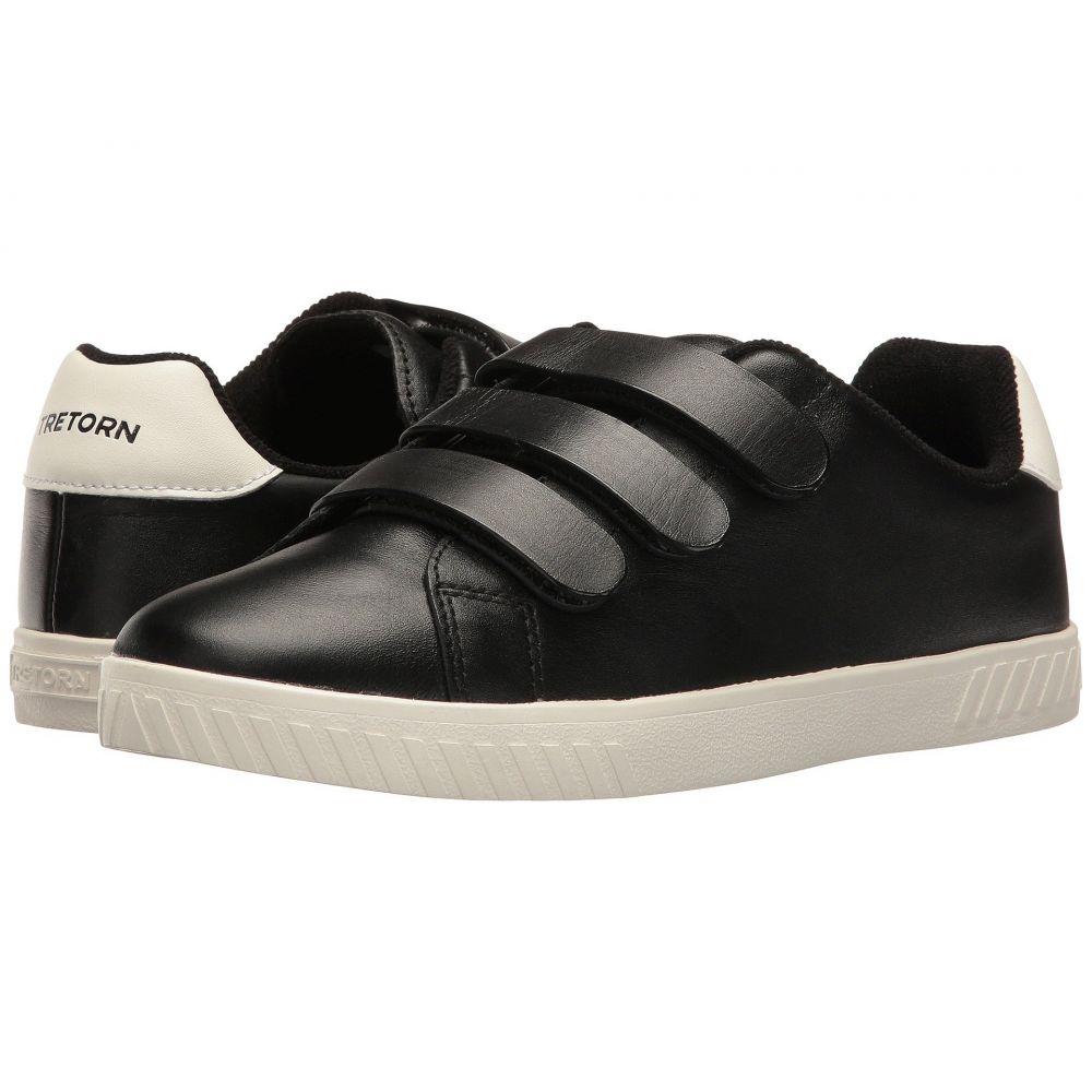 トレトン Tretorn レディース スニーカー シューズ・靴【Carry 2】Black/Vintage White