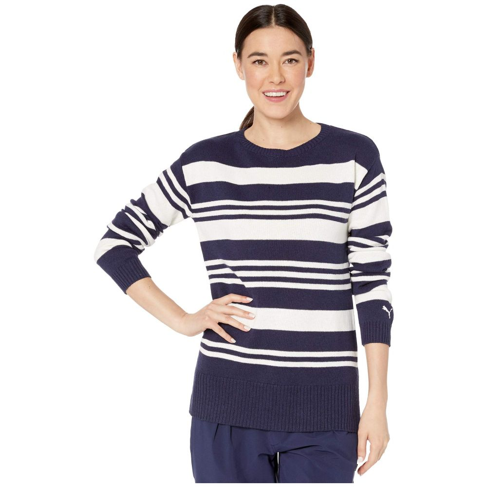 プーマ PUMA Golf レディース ニット・セーター トップス【Sweater】Peacoat