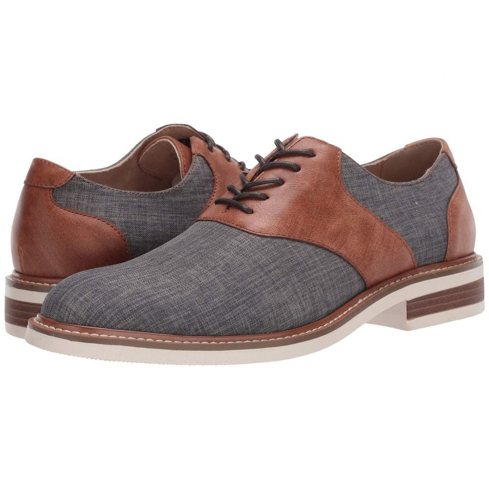 ケネス コール Kenneth Cole Unlisted メンズ 革靴・ビジネスシューズ シューズ・靴【Jimmie Saddle】Brown/Grey