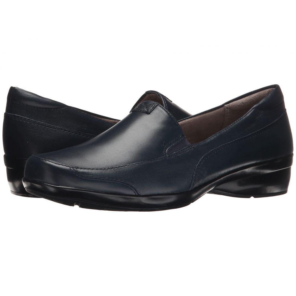 ナチュラライザー Naturalizer レディース ローファー・オックスフォード シューズ・靴【Channing】Classic Navy Leather