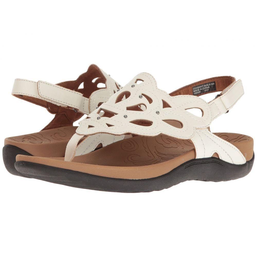 ロックポート Rockport レディース サンダル・ミュール シューズ・靴【Ridge Sling】White