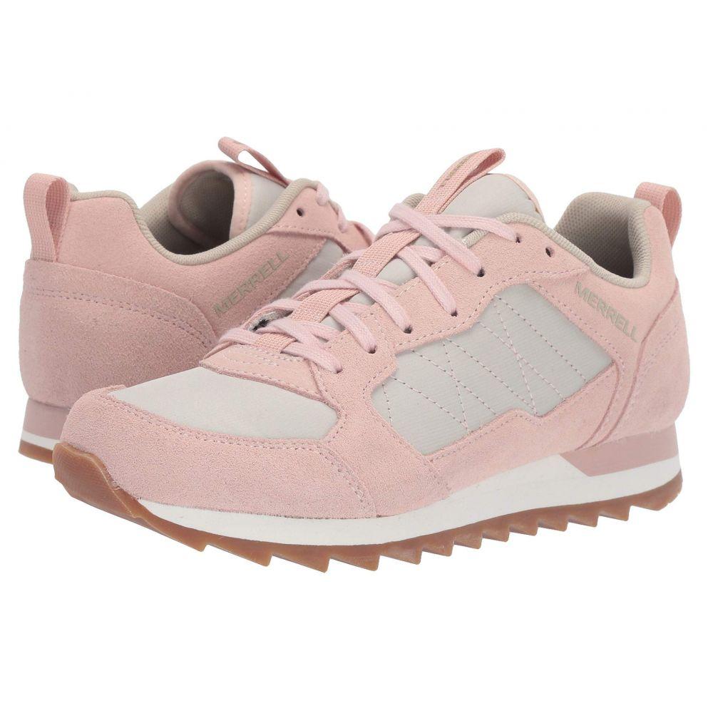 メレル Merrell レディース ハイキング・登山 スニーカー シューズ・靴【Alpine Sneaker】Rose