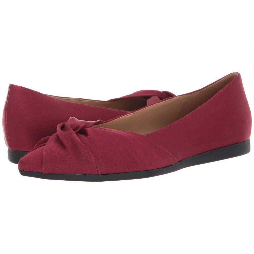 ナチュラライザー Naturalizer レディース スリッポン・フラット シューズ・靴【Renata】Garnet Fabric