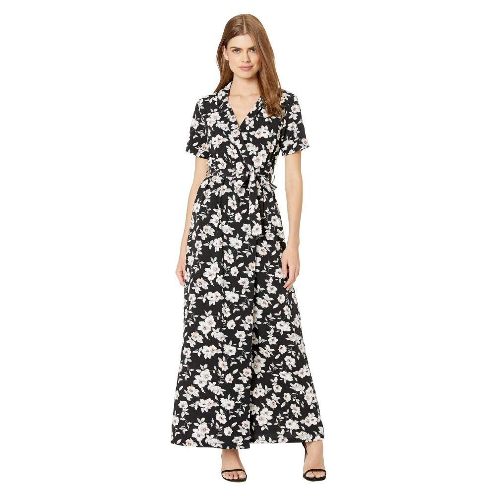 ボルコム Volcom レディース ワンピース ワンピース・ドレス【Servin Up Looks Dress】Black Floral Print