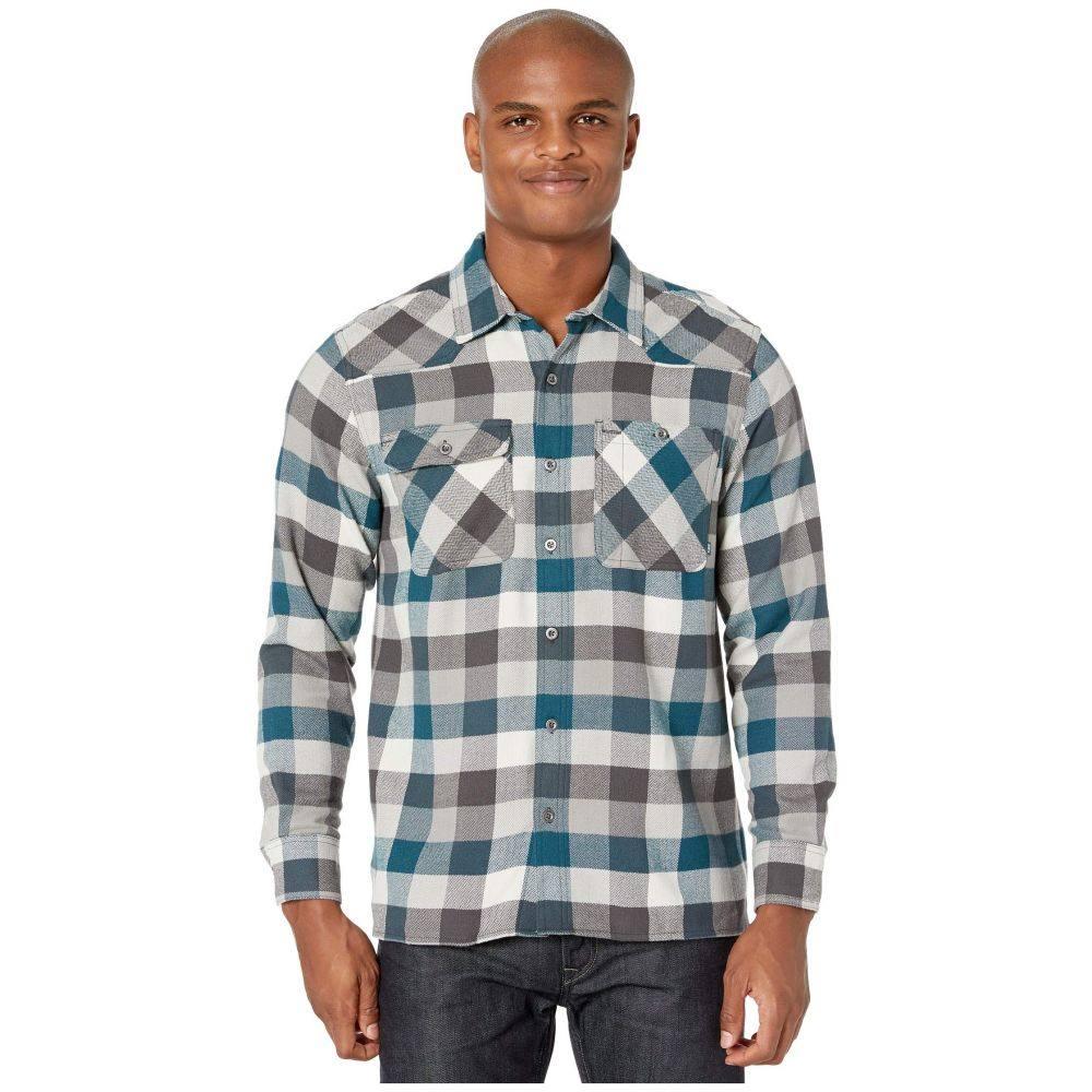 アウトドアリサーチ Outdoor Research メンズ シャツ フランネルシャツ トップス【Feedback Flannel Shirt】Prussian Blue Plaid