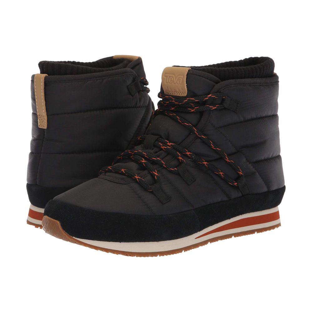 テバ Teva レディース ブーツ シューズ・靴【Ember Lace】Black
