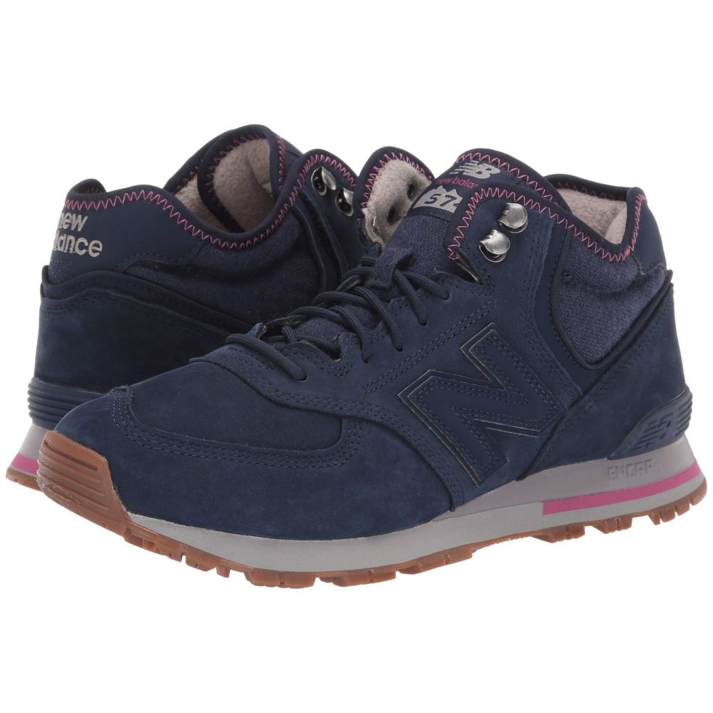 ニューバランス New Balance Classics メンズ スニーカー シューズ・靴【MH574v1】Pigment/Dragon Fruit Nubuck