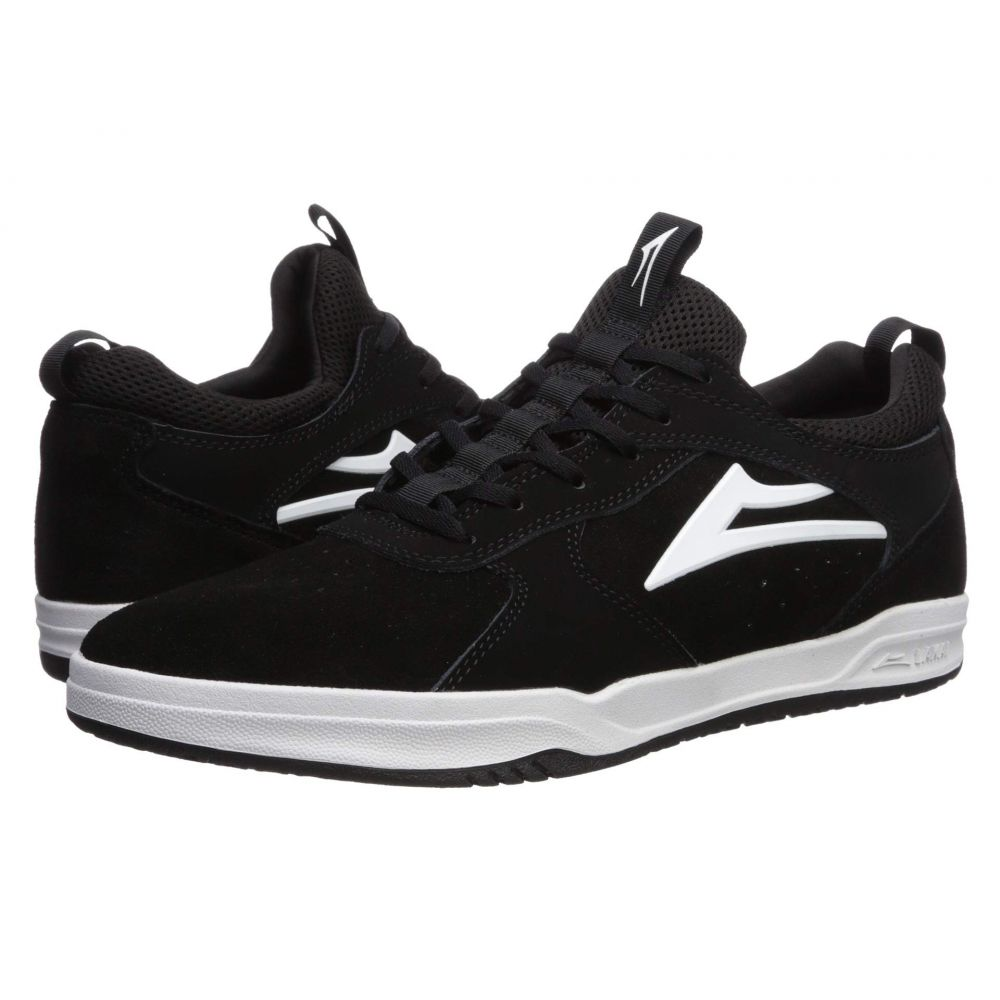 ラカイ Lakai メンズ シューズ・靴 【Proto】Black Suede
