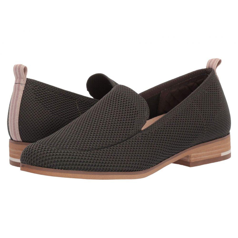ドクター ショール Dr. Scholl's レディース ローファー・オックスフォード シューズ・靴【East Knit】Olive Knit