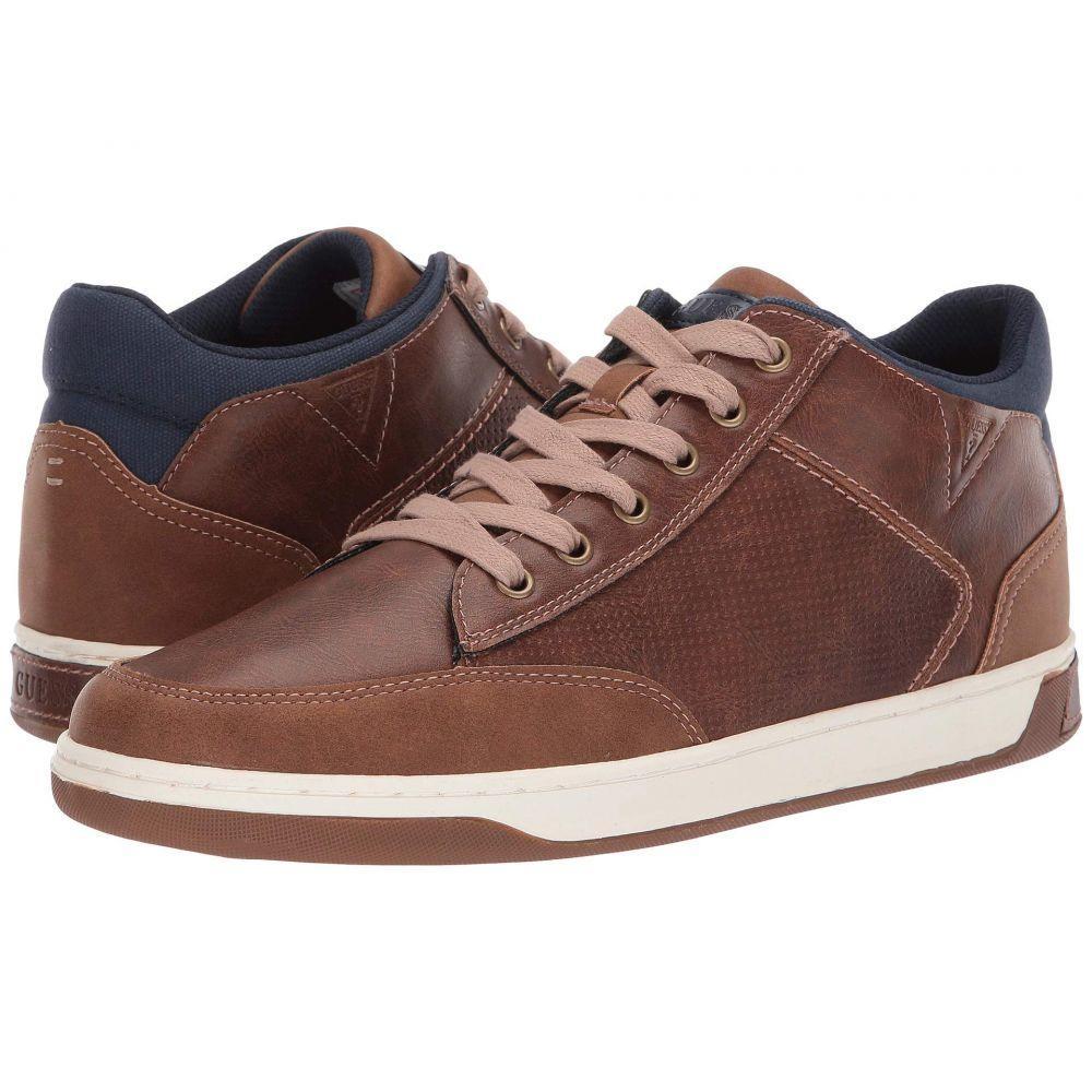 ゲス GUESS メンズ スニーカー シューズ・靴【Bosco】Medium Brown