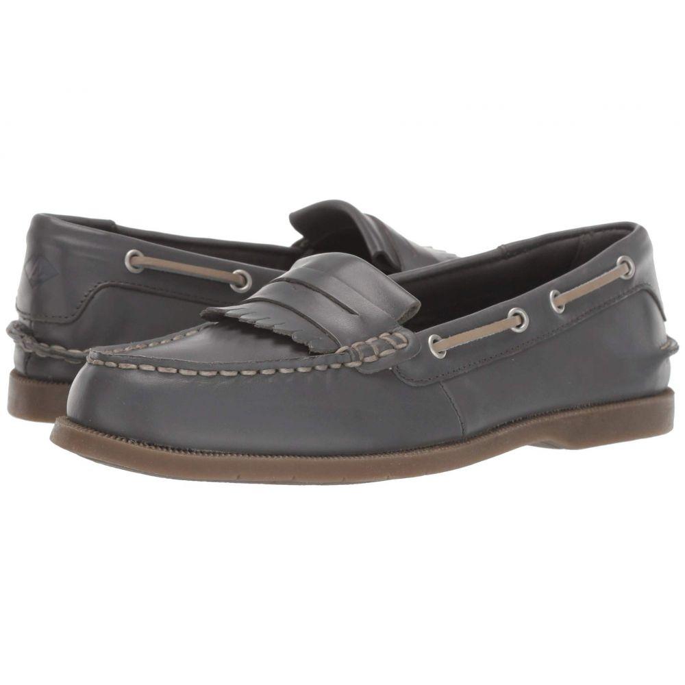スペリー Sperry レディース ローファー・オックスフォード シューズ・靴【Conway Kiltie】Grey