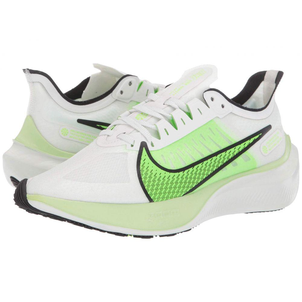 ナイキ Nike レディース ランニング・ウォーキング シューズ・靴【Zoom Gravity】Summit White/Electric Green/Black