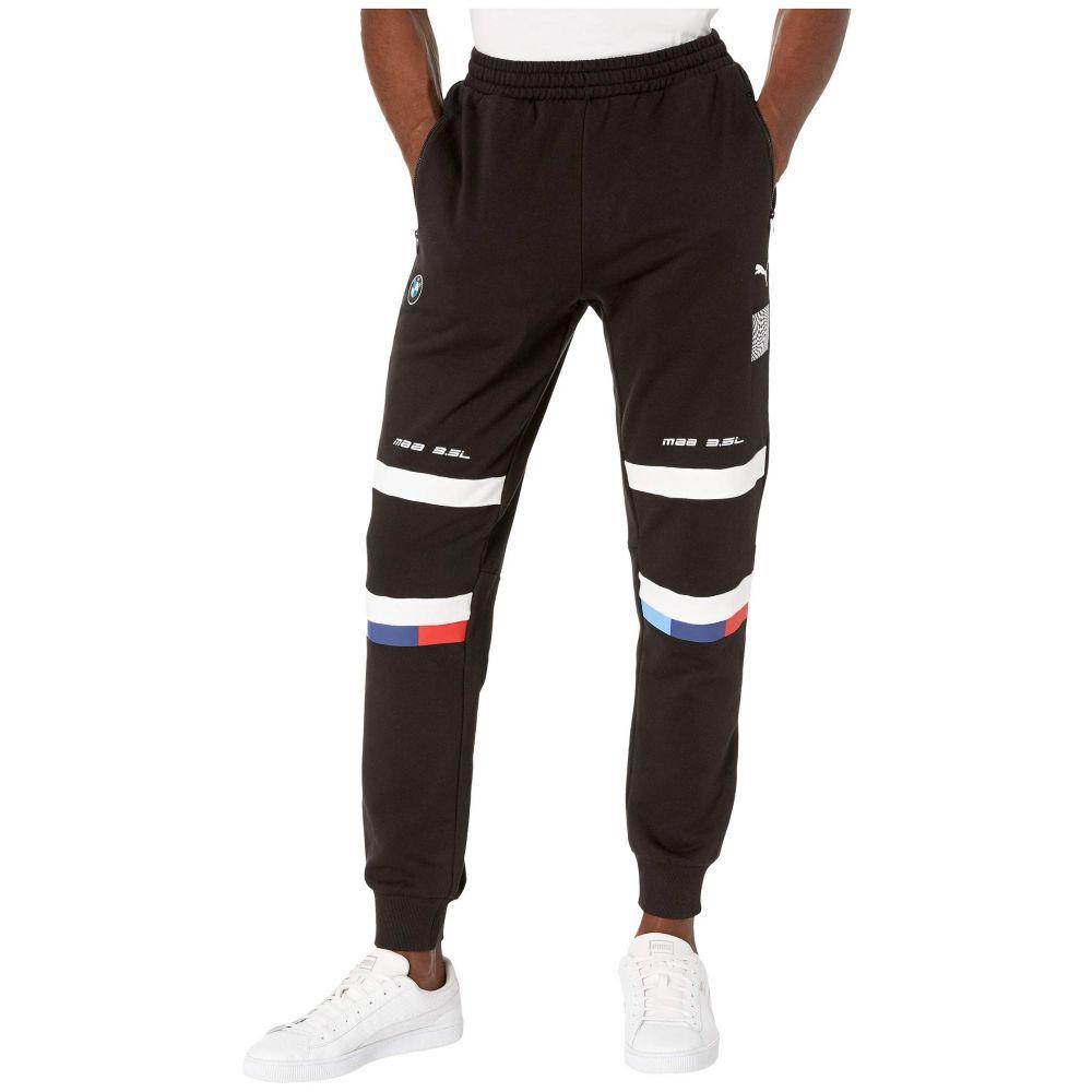 プーマ PUMA メンズ スウェット・ジャージ ボトムス・パンツ【BMW Street Sweat Pants】PUMA Black