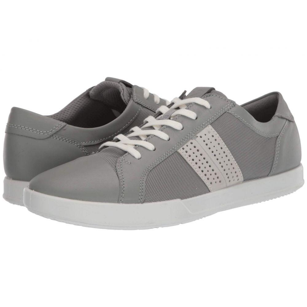 エコー ECCO メンズ スニーカー シューズ・靴【Cathum Lite Sneaker】Wild Dove/Shadow White Cow Leather/Cow Nubuck