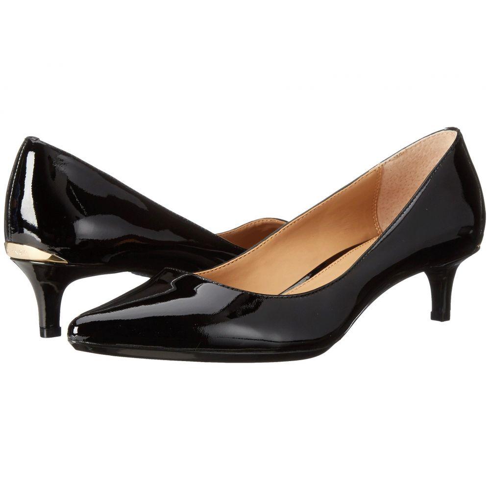 カルバンクライン Calvin Klein レディース パンプス シューズ・靴【Gabrianna Pump】Black Patent