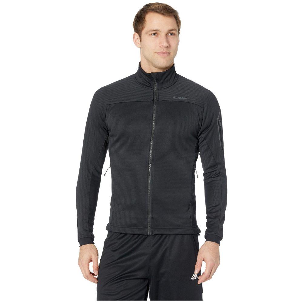 アディダス adidas Outdoor メンズ フリース トップス【Terrex Stockhorn Fleece Jacket】Black