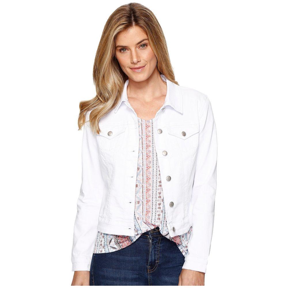 トリバル Tribal レディース ジャケット アウター【Dream Jeans Jacket】White
