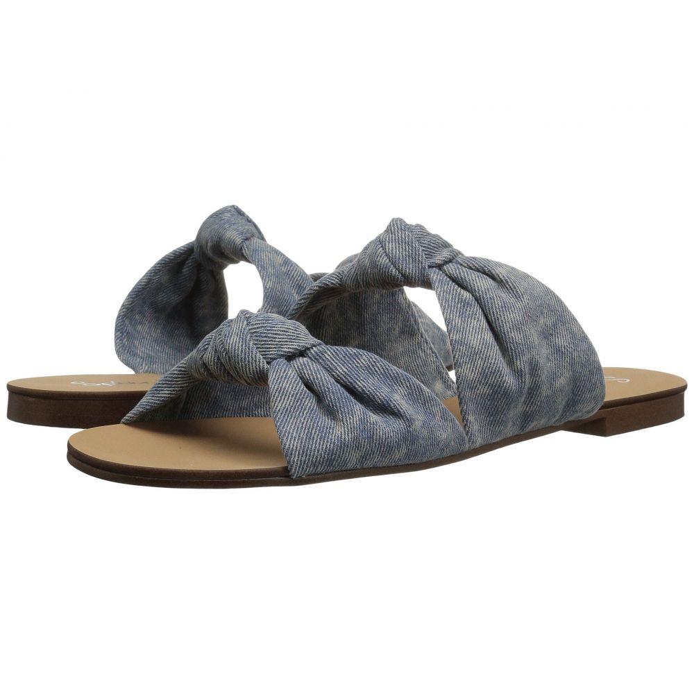スプレンディッド Splendid レディース サンダル・ミュール シューズ・靴【Barton】Jean Fabric