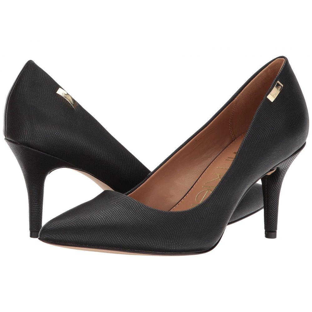 カルバンクライン Calvin Klein レディース パンプス シューズ・靴【Kylie】Black