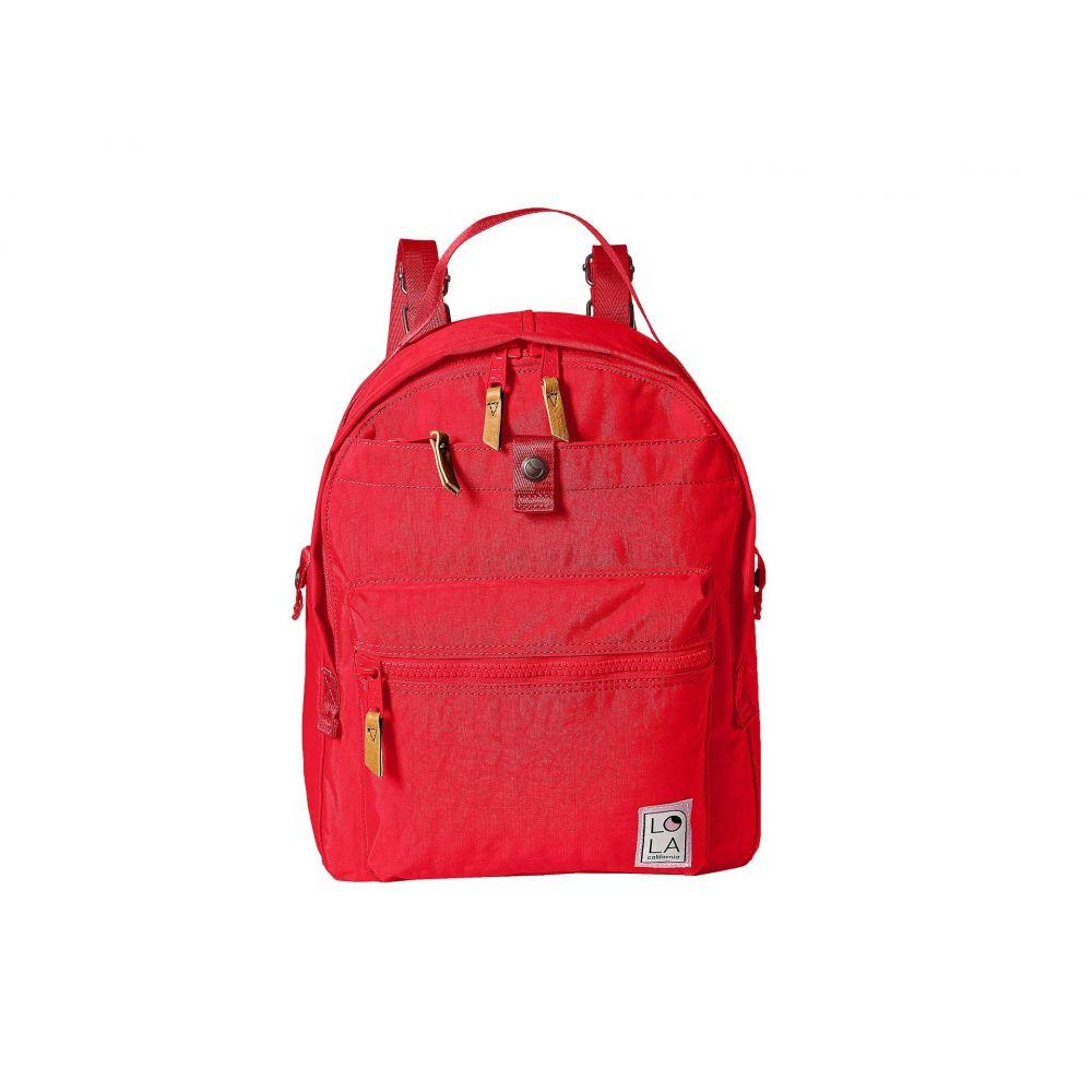 ローラ LOLA レディース バックパック・リュック バッグ【Escapist Large Backpack】Tomato