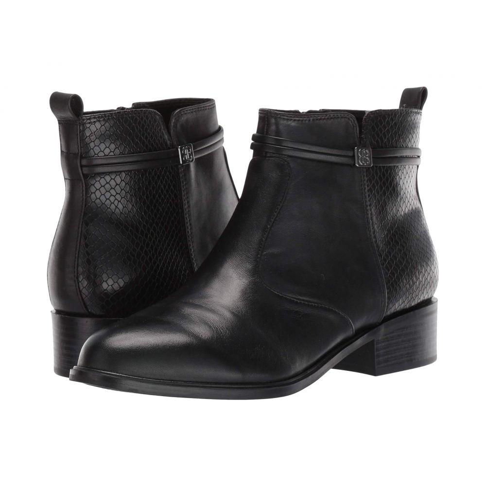 バンドリーノ Bandolino レディース ブーツ シューズ・靴【Danny】Black Leather