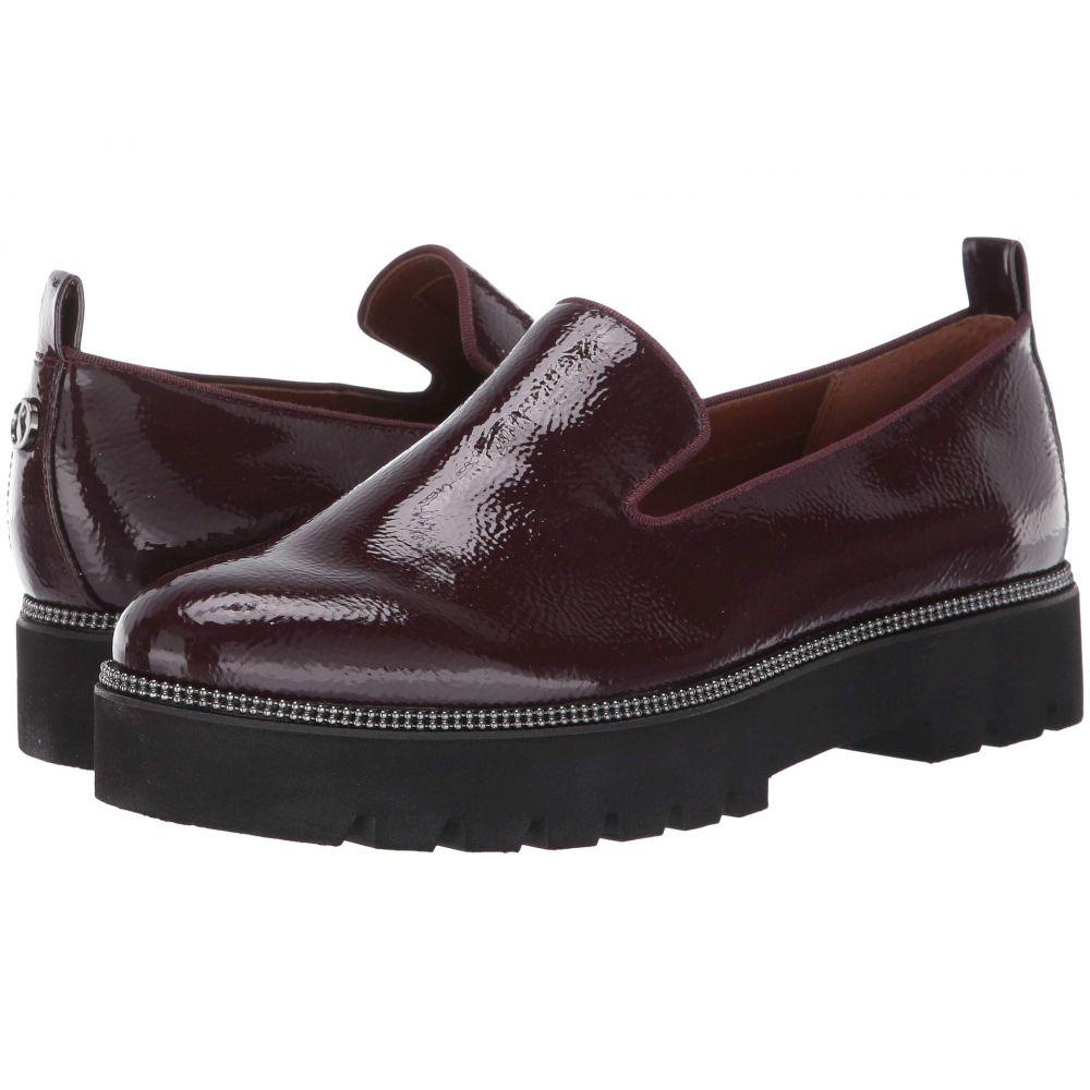 フランコサルト Franco Sarto レディース ローファー・オックスフォード シューズ・靴【Brice】Merlot Patent