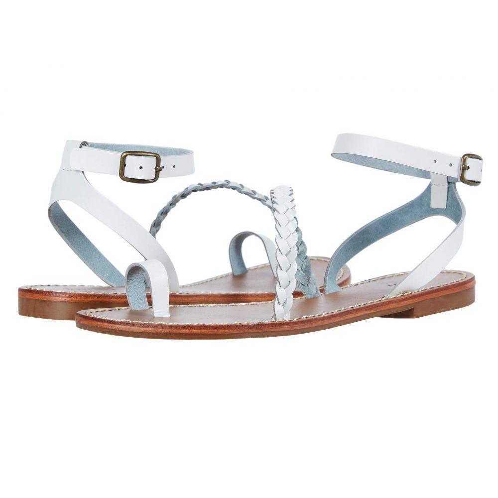 ソルドス Soludos レディース サンダル・ミュール シューズ・靴【Madrid Sandal】White