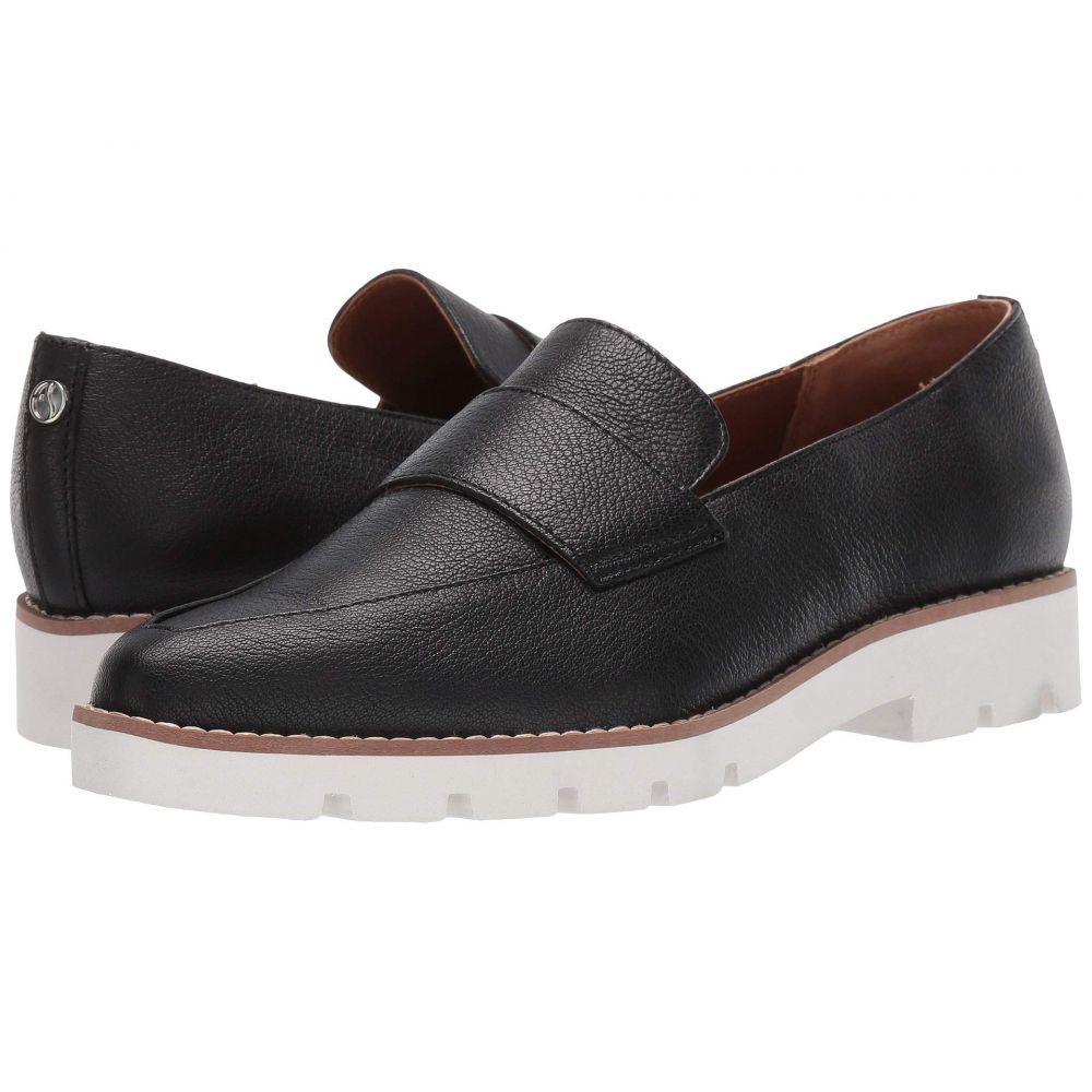 フランコサルト Franco Sarto レディース ローファー・オックスフォード シューズ・靴【Draco】Black Leather