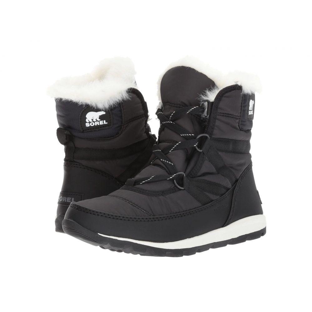 ソレル SOREL レディース ブーツ シューズ・靴【Whitney Short Lace】Black