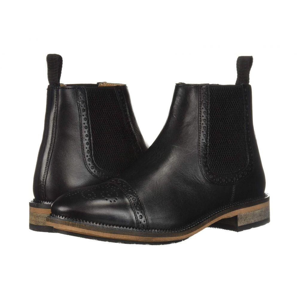 スティーブ マデン Steve Madden メンズ ブーツ シューズ・靴【Deadbolt】Black