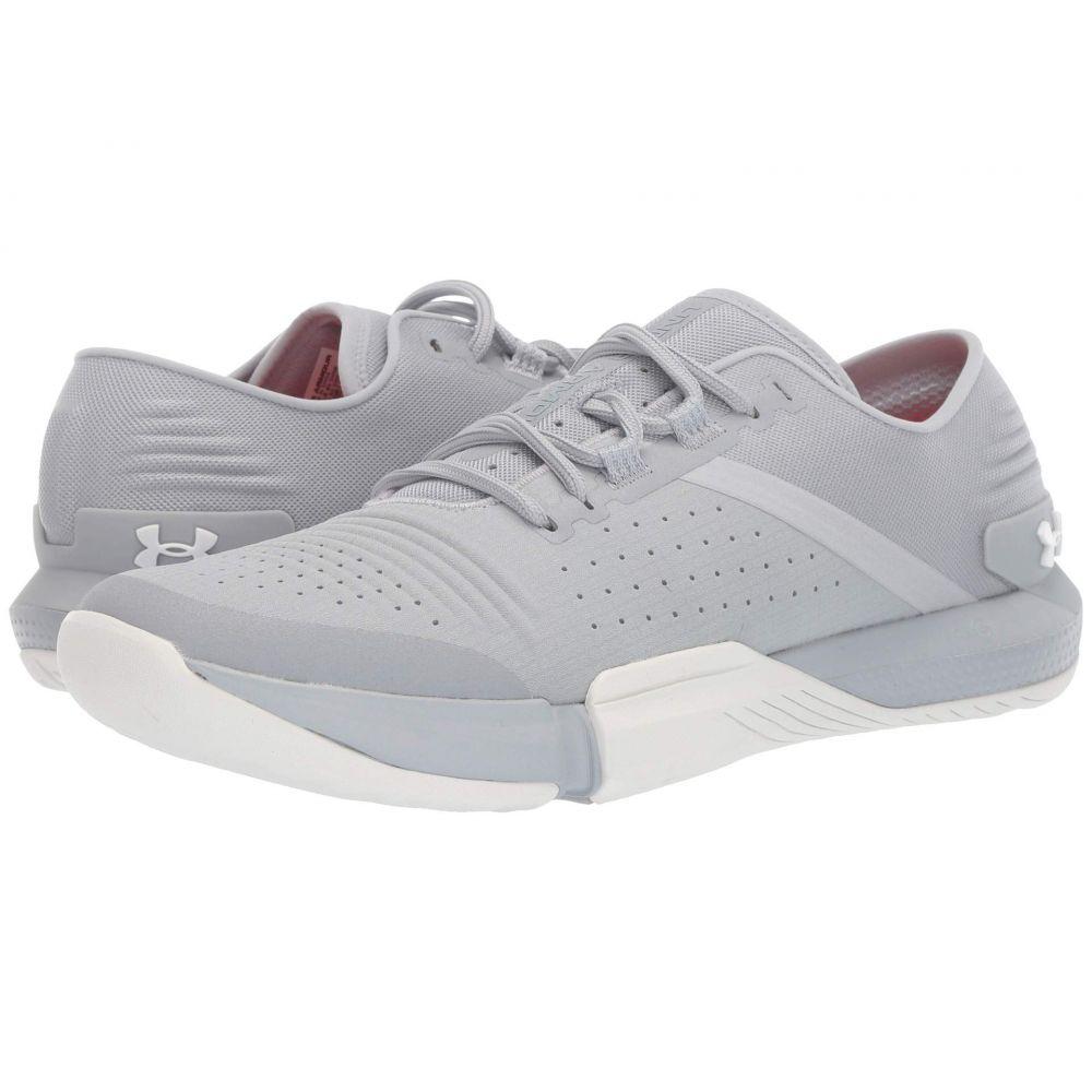アンダーアーマー Under Armour メンズ シューズ・靴 【UA Tribase Reign】Mod Gray/White/White