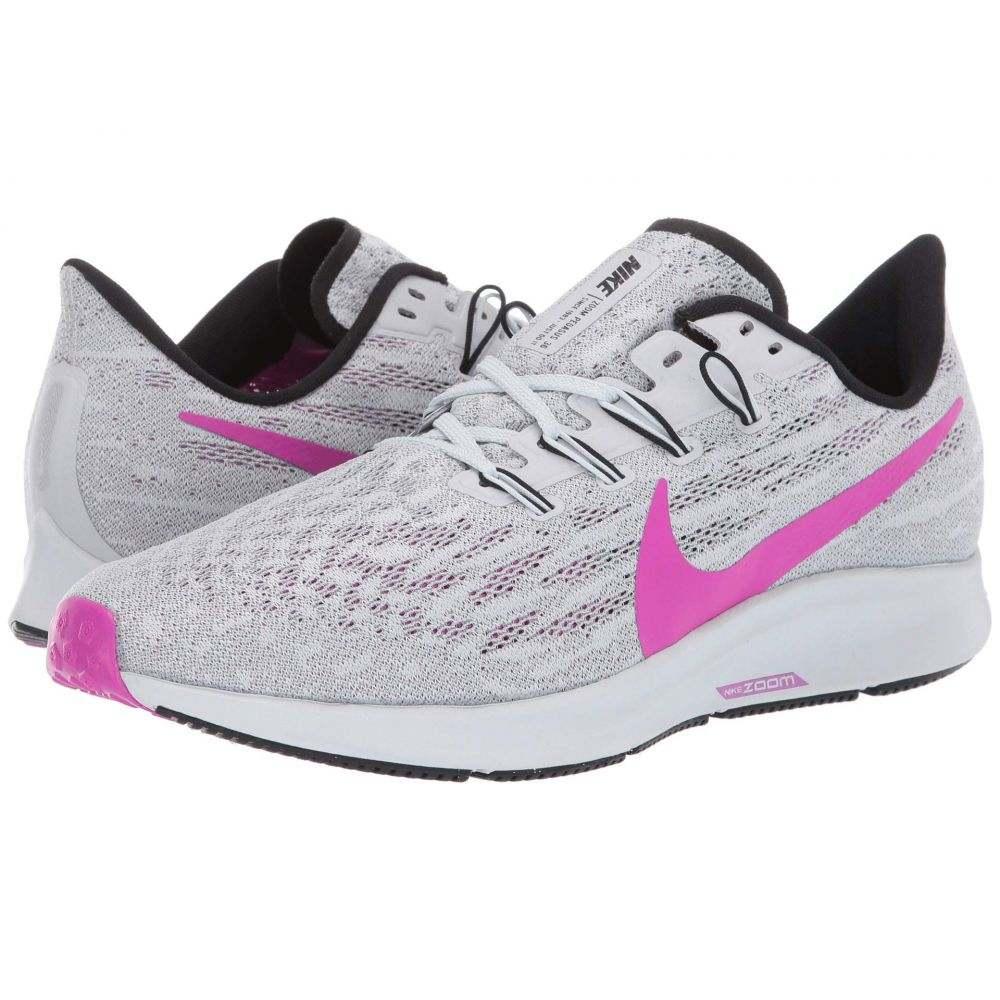 ナイキ Nike メンズ ランニング・ウォーキング エアズーム シューズ・靴【Air Zoom Pegasus 36】Pure Platinum/Hyper Violet/Cool Grey