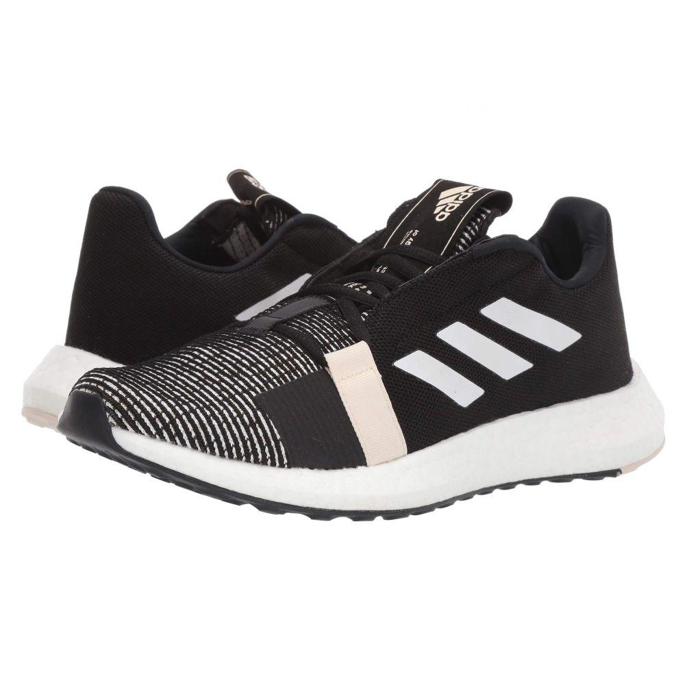 アディダス adidas Running メンズ ランニング・ウォーキング シューズ・靴【SenseBOOST GO】Core Black/Footwear White/Linen