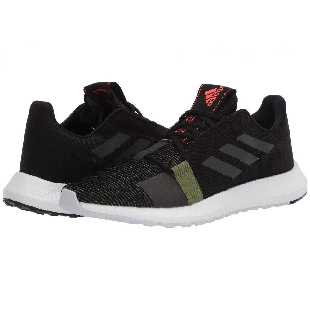 アディダス adidas Running メンズ ランニング・ウォーキング シューズ・靴【SenseBOOST GO】Core Black/Legend Earth/Tech Olive