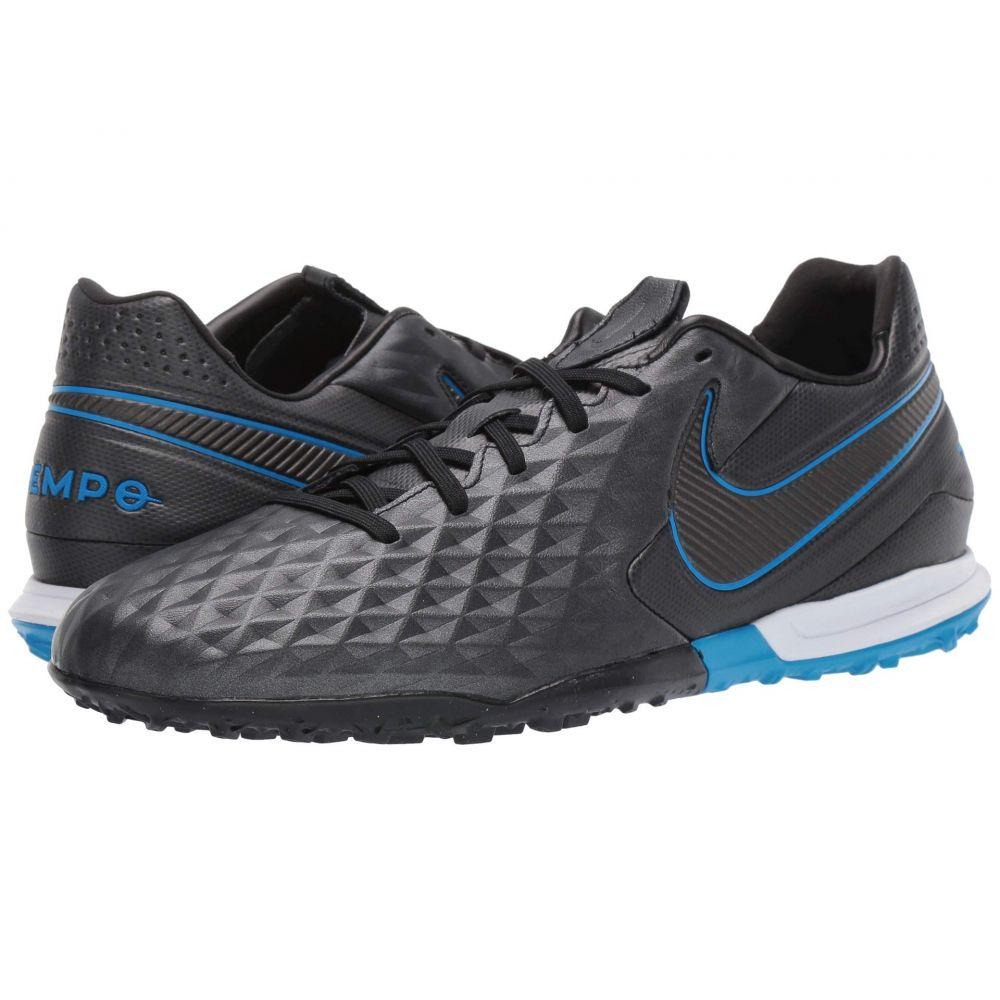 ナイキ Nike レディース シューズ・靴 【Legend 8 Pro TF】Black/Black/Blue Hero