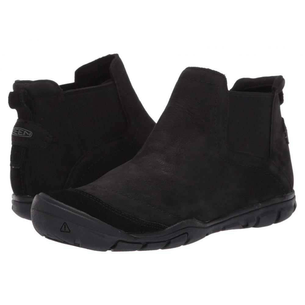 キーン Keen レディース ブーツ シューズ・靴【CNX II Chelsea】Black/Black