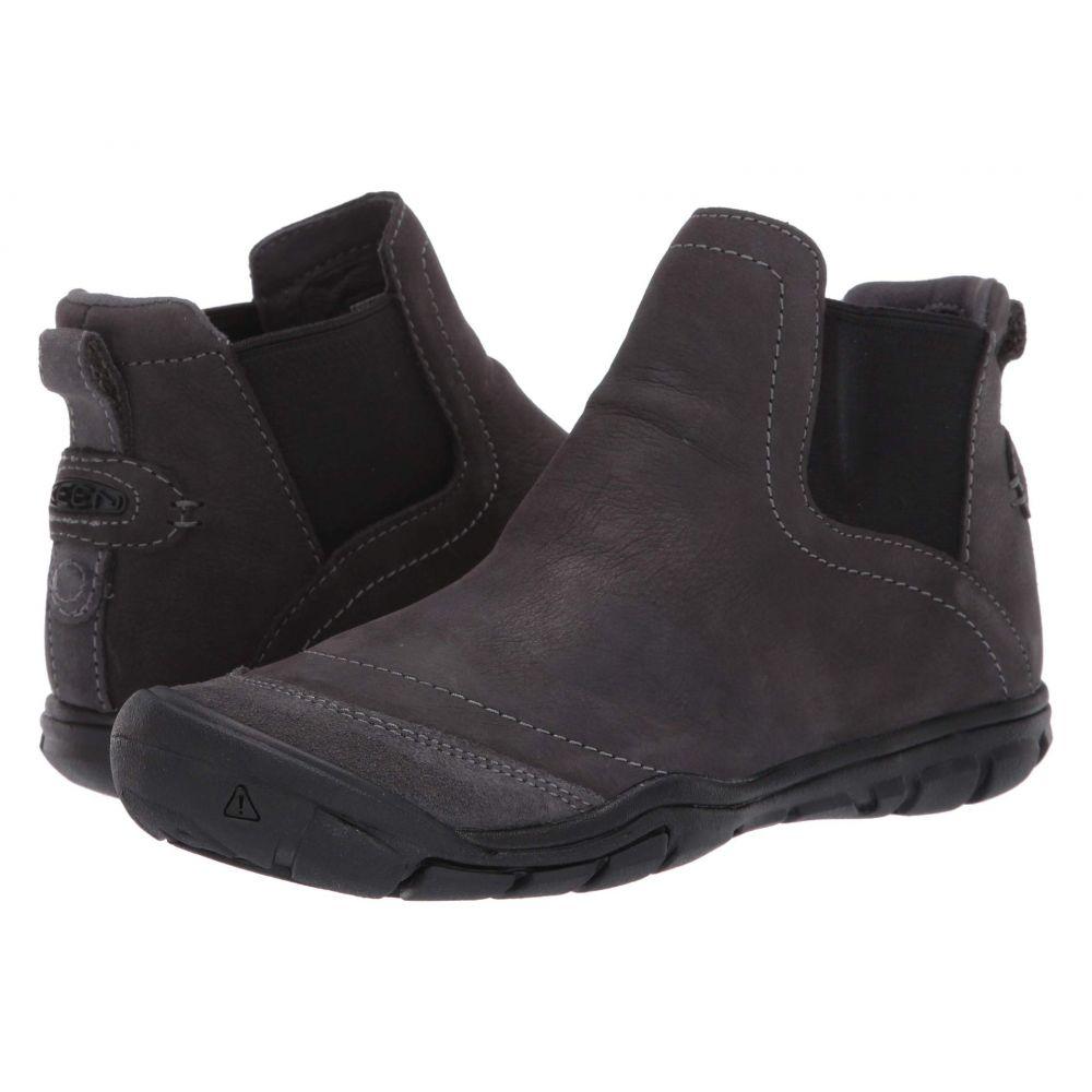 キーン Keen レディース ブーツ シューズ・靴【CNX II Chelsea】Magnet/Black
