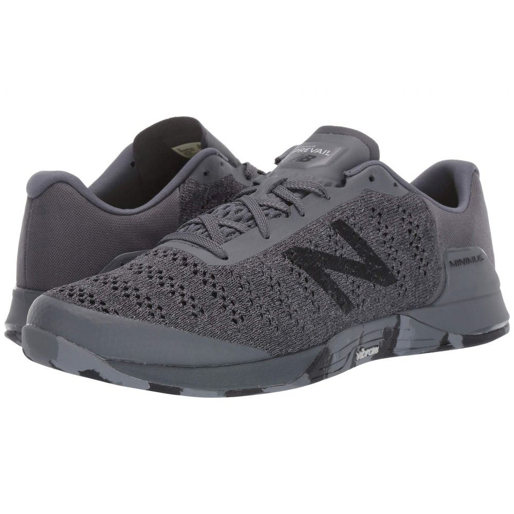 ニューバランス New Balance メンズ シューズ・靴 【Minimus Prevail】Lead/Black/Marblehead