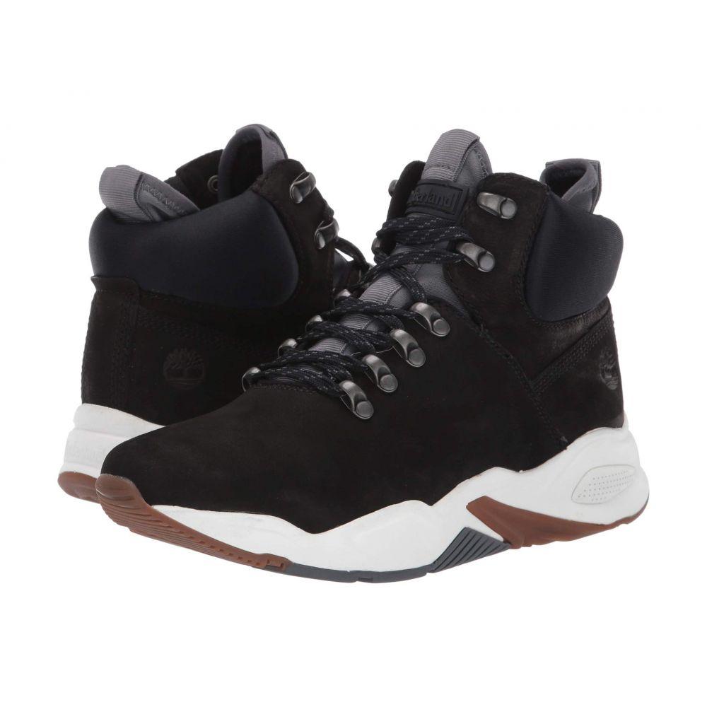 ティンバーランド Timberland レディース スニーカー ハイカット シューズ・靴【Delphiville High Top Sneaker】Black Nubuck