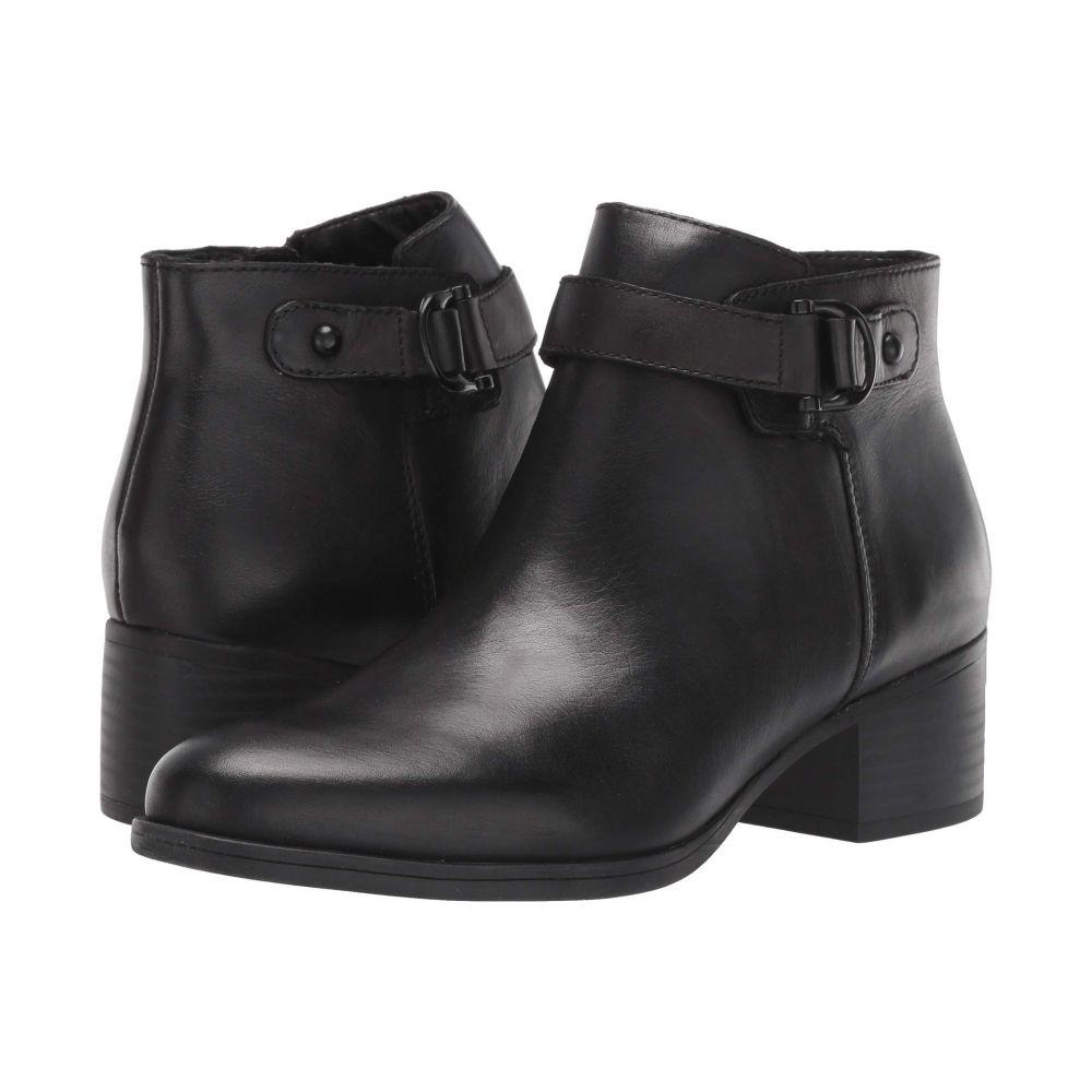 ナチュラライザー Naturalizer レディース ブーツ シューズ・靴【Drewe】Black Leather