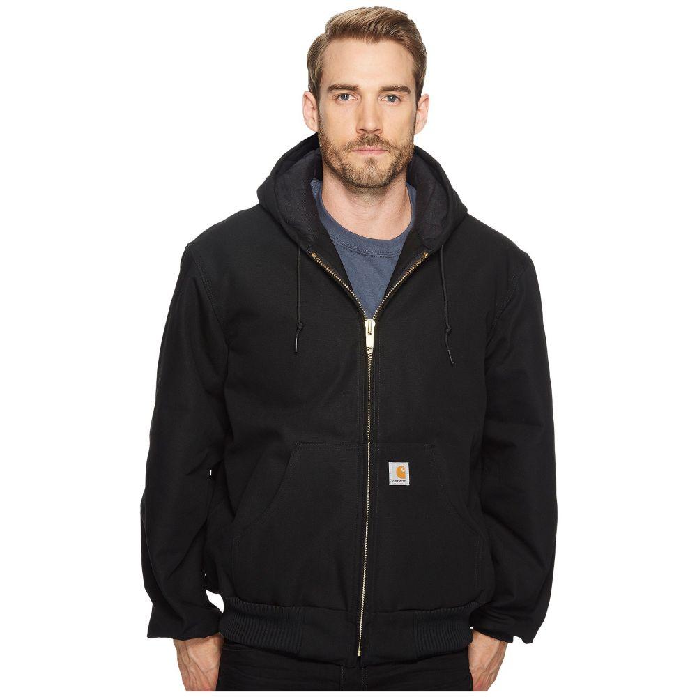 カーハート Carhartt メンズ ジャケット アウター【QFL Duck Active Jacket】Black