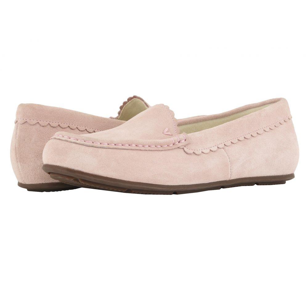 バイオニック VIONIC レディース スリッポン・フラット シューズ・靴【Mckenzie】Light Pink