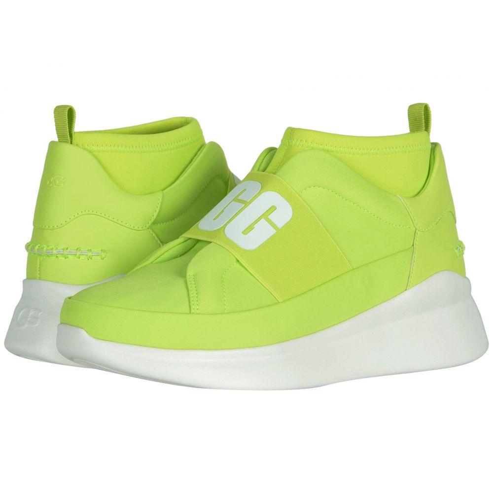 アグ UGG レディース スニーカー シューズ・靴【Neutra Sneaker】Neon Yellow