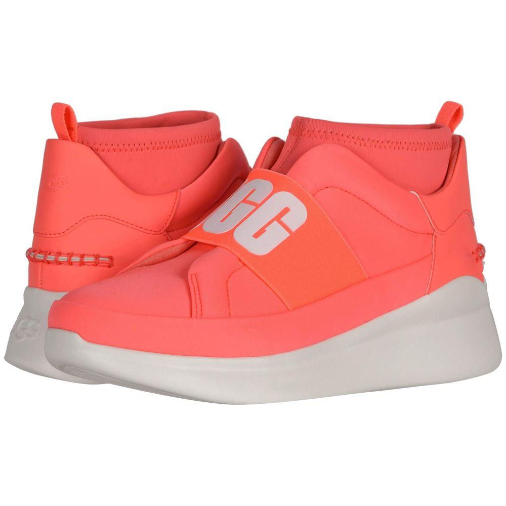 アグ UGG レディース スニーカー シューズ・靴【Neutra Sneaker】Neon Coral